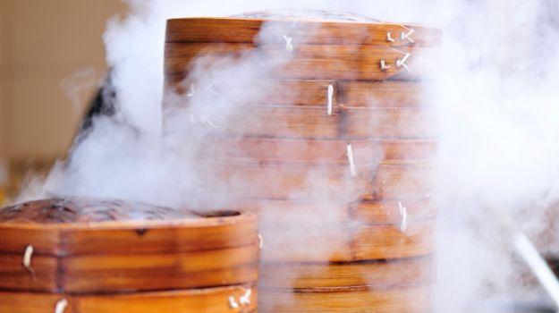 Food Steaming